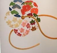 Broderie japonaise ou encore nui dô