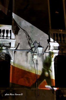 Art Night Venezia, l'Art libère la nuit. 18 juin 2011