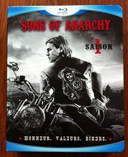 Son of Anarchy:achat 1ere saison