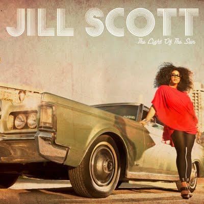 Jill Scott - The Light Of The Sun (2011)