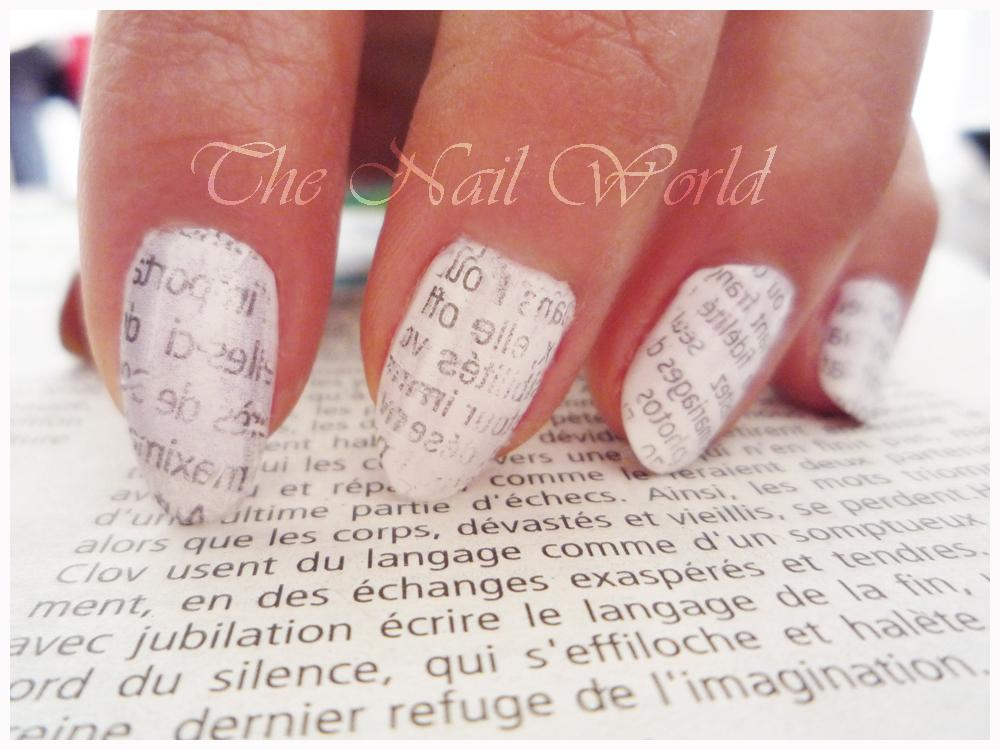 Nail Art Journal Photo