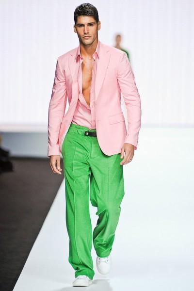 Wide pants Bikkemberg 400x600 10 tendances à retenir des défilés de Milan   Eté 2012