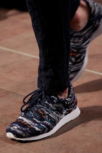 Chaussures Missoni 400x600 10 tendances à retenir des défilés de Milan   Eté 2012