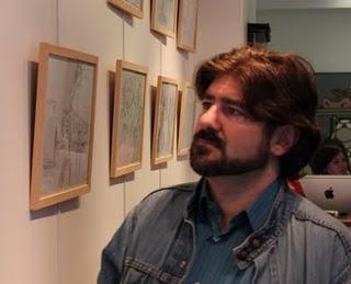 Exposition BD : exposition Sambre d'Yslaire