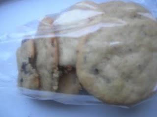 Cookies double choc et noix de macadamia