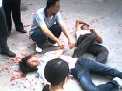 [Mondialisation - Droits de l'homme] 347-CHINE : BARBIE ASSASSINE » Peuples Solidaires