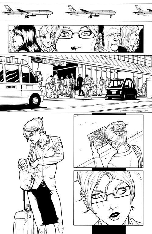 Avant le reboot…Batgirl #22
