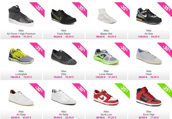 soldes ete shoes fr 2 Soldes dété 2011 sur Shoes.fr: jusquà  70%