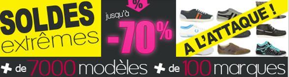 soldes ete shoes fr 1 Soldes dété 2011 sur Shoes.fr: jusquà  70%