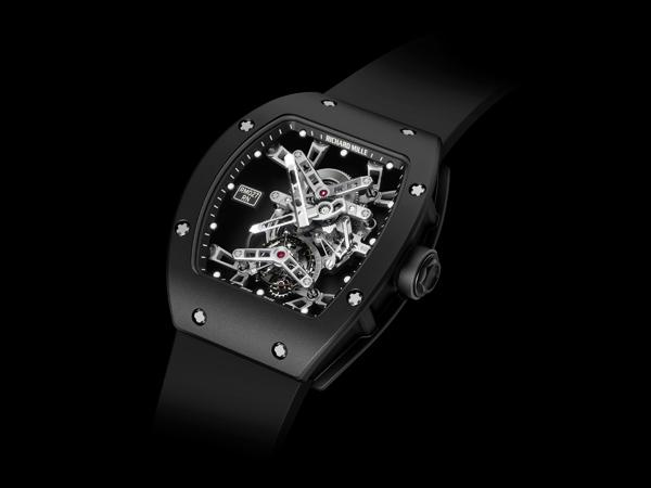 Richard Mille RM 027 Only Watch 2011