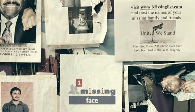 Et si les médias sociaux retrouvaient les personnes disparues ? Missing Face