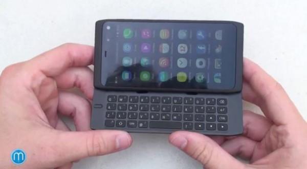 n950 600x330 Le Nokia N950 en vidéo !