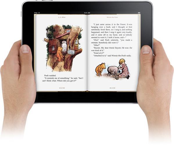iBooks : une démonstration de la fonction Read Aloud