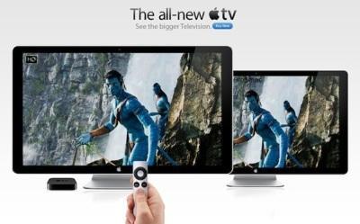 Un téléviseur Apple pour l'automne ?