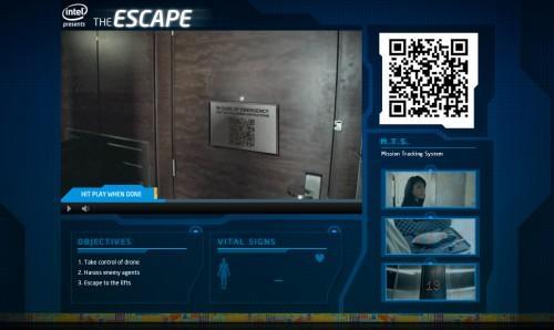 22 the escape intel 03 500x298 The Escape, dIntel un takeover Youtube vraiment énorme !