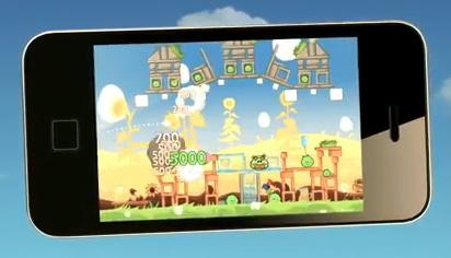 Nouvelle mise à jour pour Angry Birds Seasons Summer