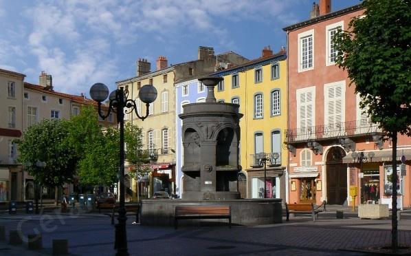 Issoire - Puy de Dôme