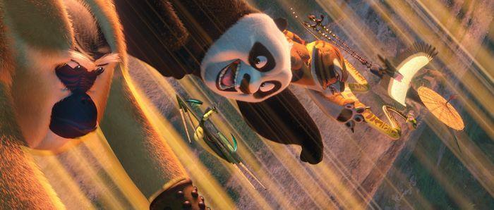 Kung-Fu Panda 2, critique