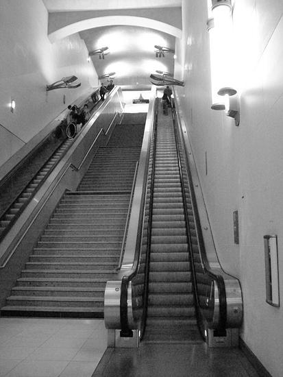 Escalator BNF