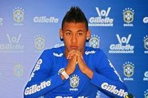 Neymar ne veut pas quitter le Brésil
