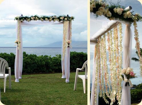Decoration de mariage theme orchid e paperblog - Mariage dans un jardin decoration ...