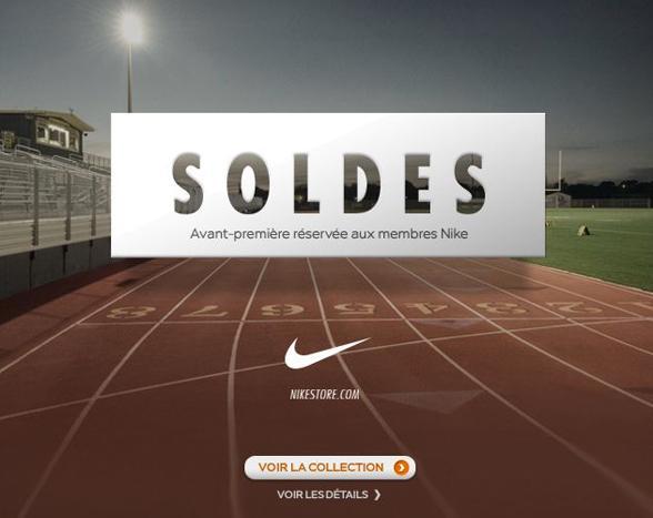 soldes ete nikestore 1 Soldes dété 2011 sur Nikestore