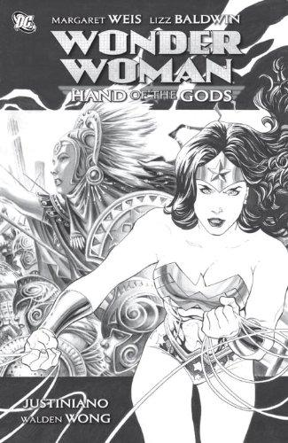 Wonder Woman : Hand of the Gods