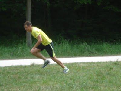 Triathlon de Paris 2011 : Mathieu remplace Rémy