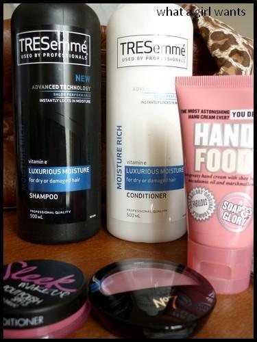 London Trip: Cosmetics!