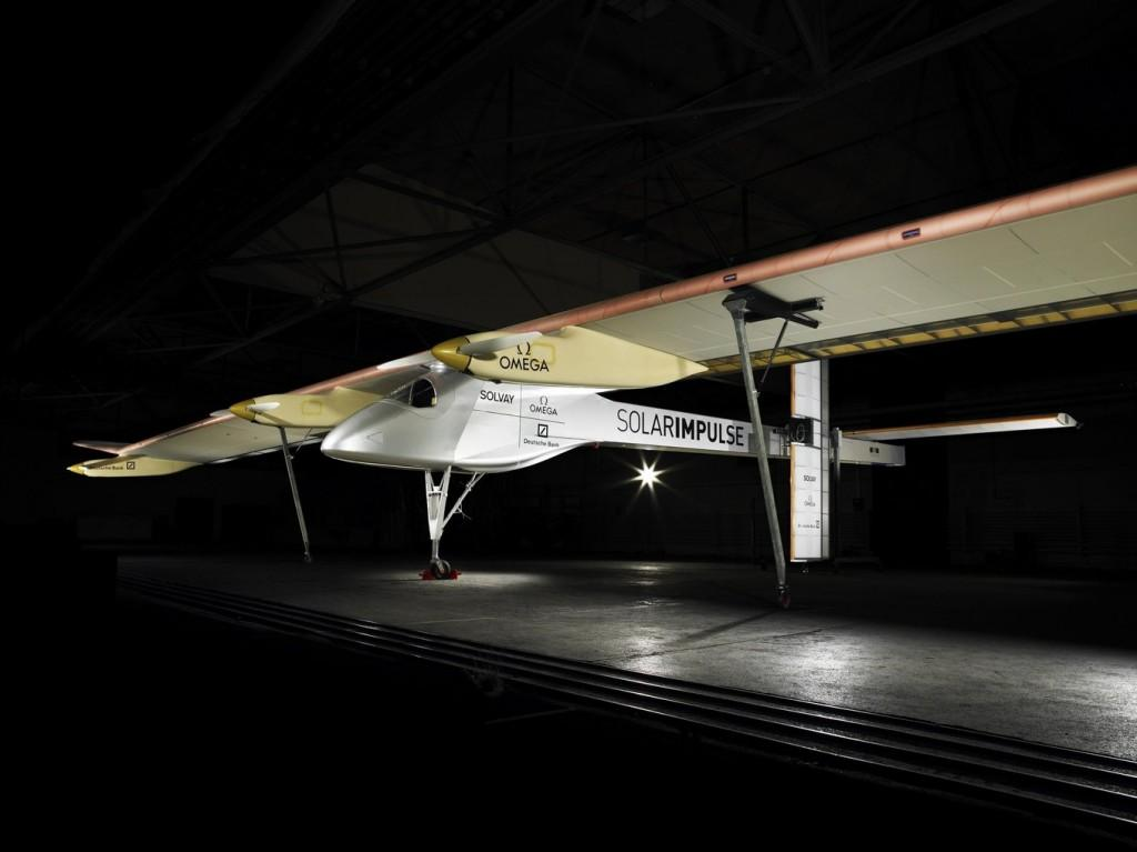 Solar Impulse a fait un second voyage.