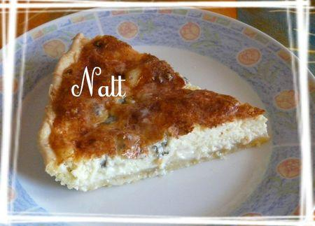 tarte cancoillotte roquefort 2