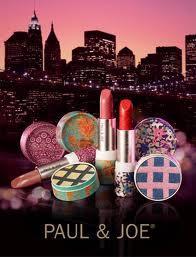 Découvrez le maquillage automne de Paul & Joe...