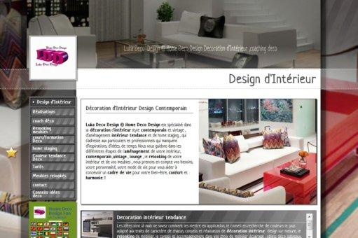 Decoration Interieure Design Tendance Contemporain