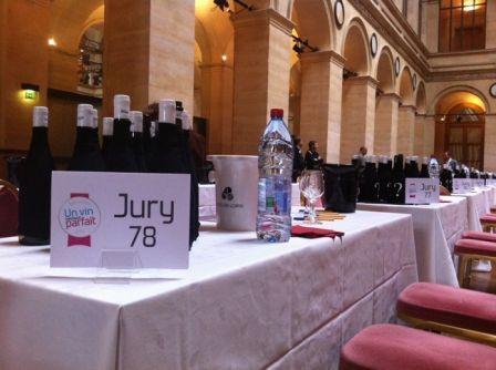 Première sélection « Un vin presque parfait » : Premier succès !