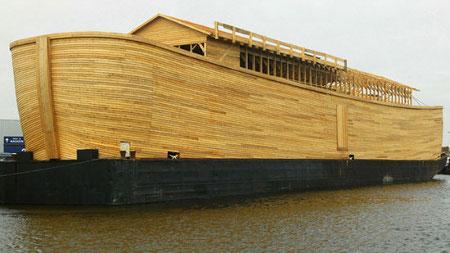 noahs ark Un homme rêve de lApocalypse et construit son Arche