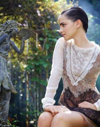 Emma Watson sous l'objectif de Mariano Vovanco
