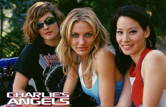 Soirée Charlie's Angels sur M6