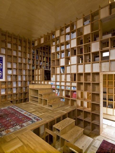 shelf-pod - Kazuya Morita Architecture - 2
