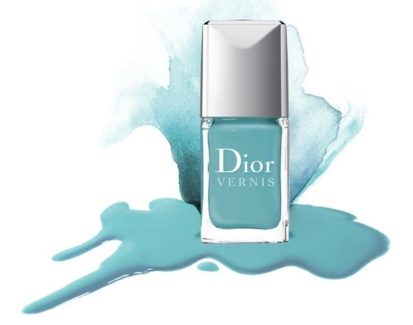 Vernis Saint Tropez de Dior
