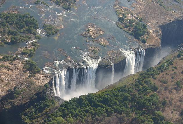 Les plus belles chutes d'eau et cascades du monde …