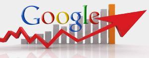 1 milliard de visiteurs pour Google
