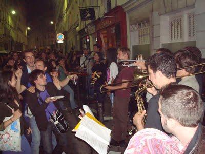 Fete de la musique 2011 à Paris Montmartre - 30eme édition