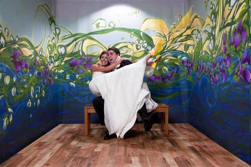 5 idées de photobooth de mariage