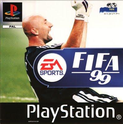 1998 - Mon année de joueur