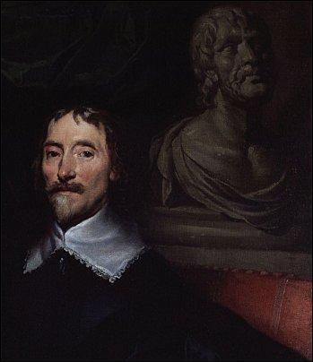william dobson portrait homme thomas aylesbury detail