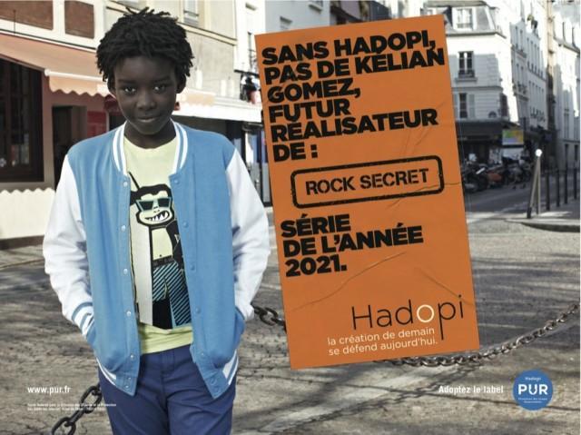 Campagne HADOPI Kelian futur realisateur 640x479 Campagne Hadopi PUR vidéos et affiches