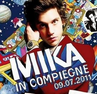 News // Changement de style pour Mika