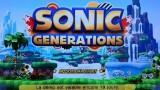La démo de Sonic Generations pour un anniversaire !