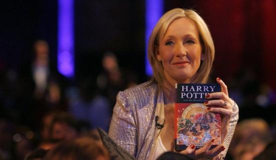J.K Rowling révéle son fameux secret