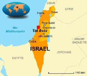 Grâce à Coca Cola , Israël n'a plus de frontières avec les pays arabes